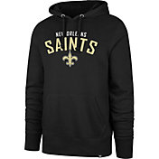 '47 Men's New Orleans Saints Headline Black Hoodie