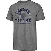 '47 Men's Tennessee Titans Match Grey T-Shirt