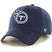 '47 Boys' Tennessee Titans Basic MVP Kid Navy Hat