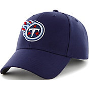 '47 Men's Tennessee Titans MVP Navy Adjustable Hat