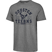 '47 Men's Houston Texans Match Grey T-Shirt