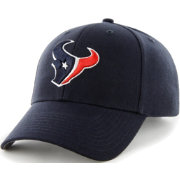 '47 Men's Houston Texans MVP Navy Adjustable Hat