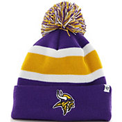 '47 Men's Minnesota Vikings Breakaway Cuffed Knit