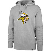 '47 Men's Minnesota Vikings Headline Grey Hoodie
