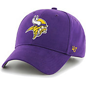 '47 Boys' Minnesota Vikings Basic MVP Kid Purple Hat