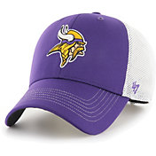 '47 Men's Minnesota Vikings Cutback MVP Purple Adjustable Hat
