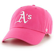 '47 Women's Oakland Athletics Clean Up Adjustable Hat
