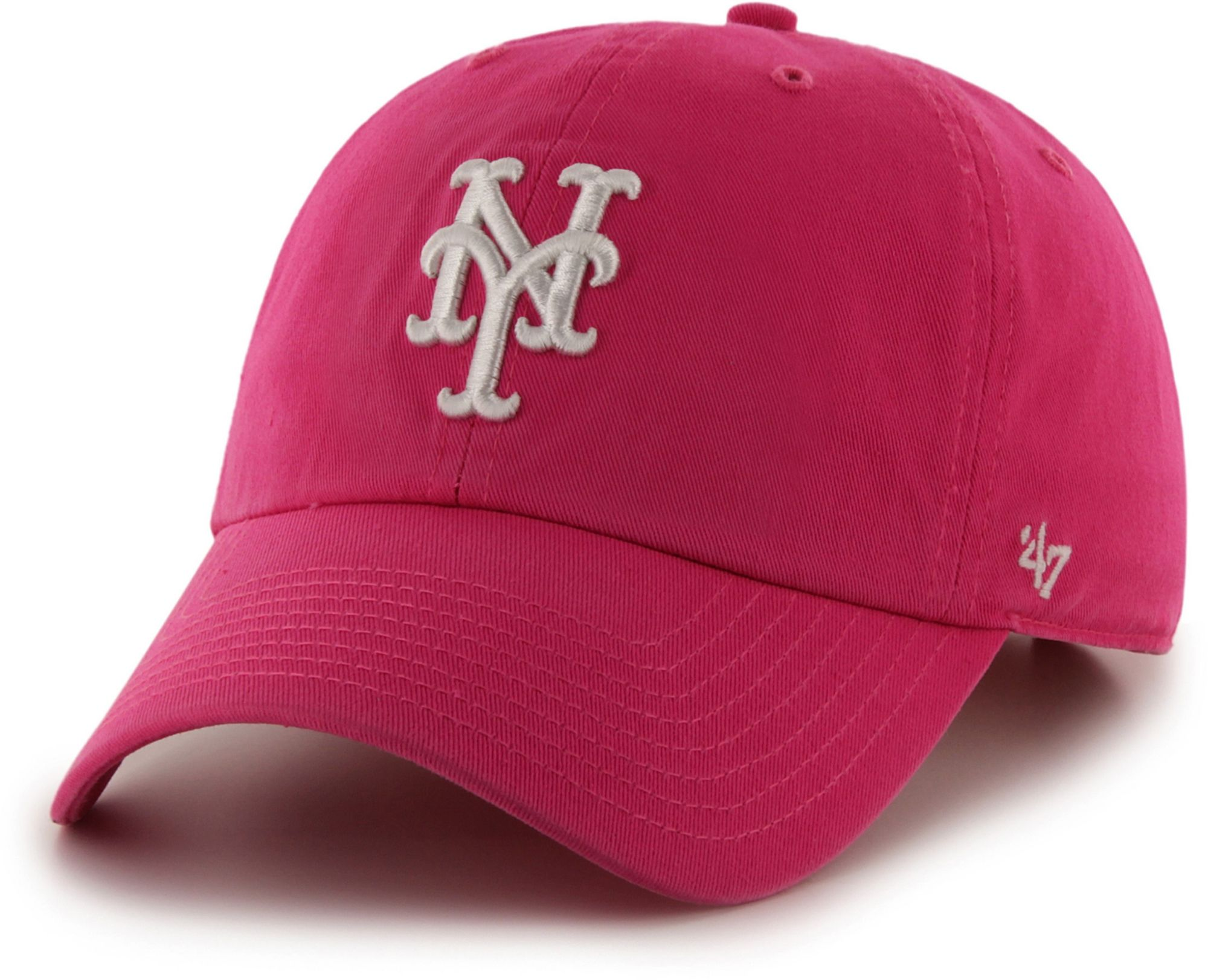dbc69c9089a49e ... where to buy 47 womens new york mets clean up adjustable hat 8daad f34b9