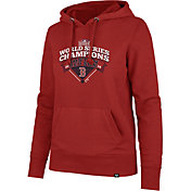 '47 Women's 2018 World Series Champions Boston Red Sox Pullover Hoodie