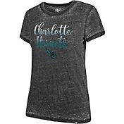 '47 Women's Charlotte Hornets Fadeout T-Shirt