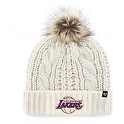 '47 Women's Los Angeles Lakers Meeko Cuffed Knit
