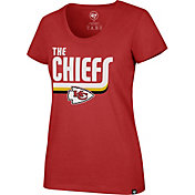 '47 Women's Kansas City Chiefs The Chiefs Club Red T-Shirt