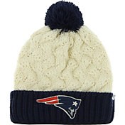 '47 Women's New England Patriots Matterhorn Cuffed Knit