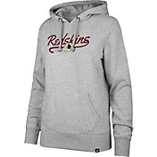 '47 Women's Washington Redskins Headline Grey Hoodie
