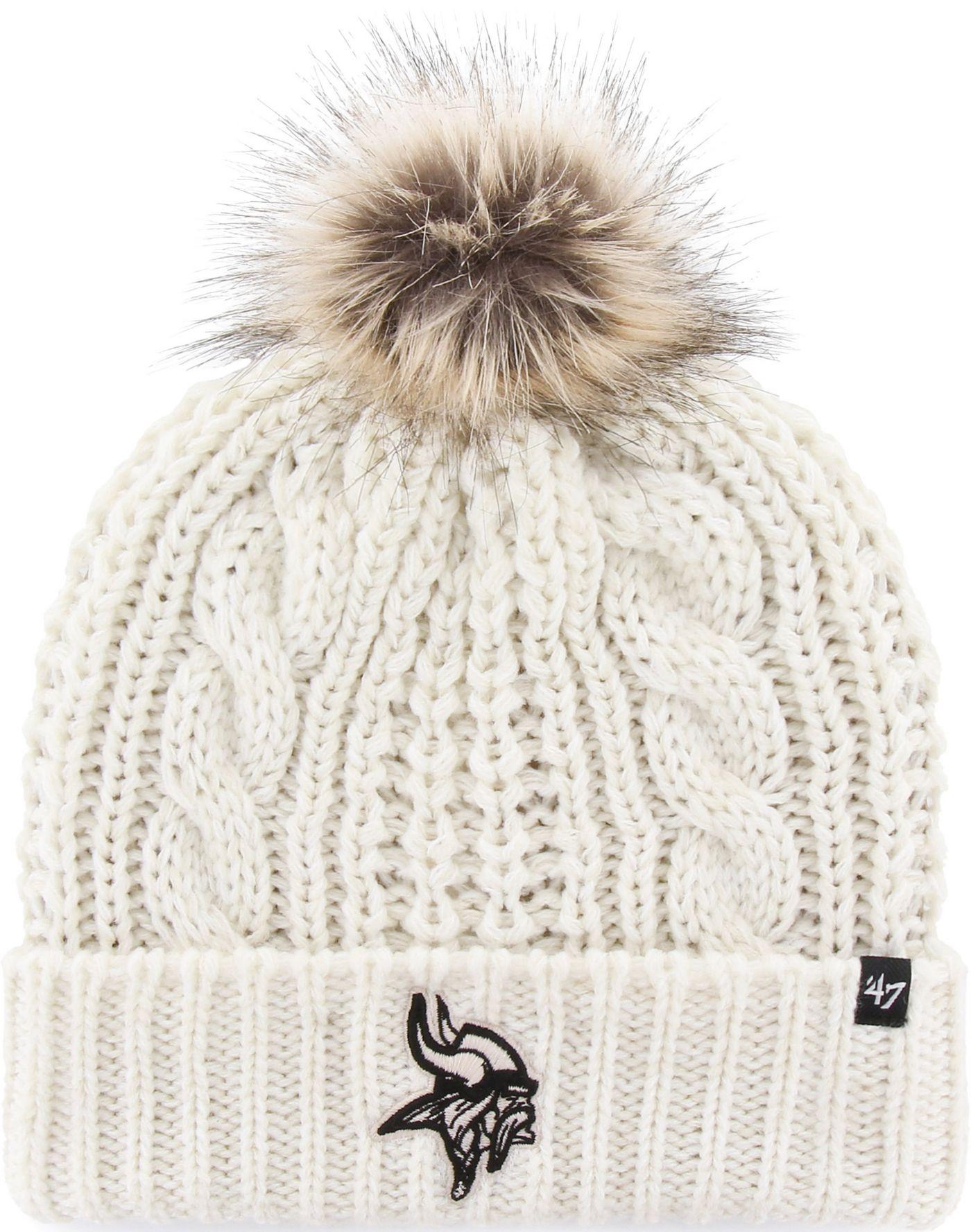 '47 Women's Minnesota Vikings Meeko Cuffed Knit