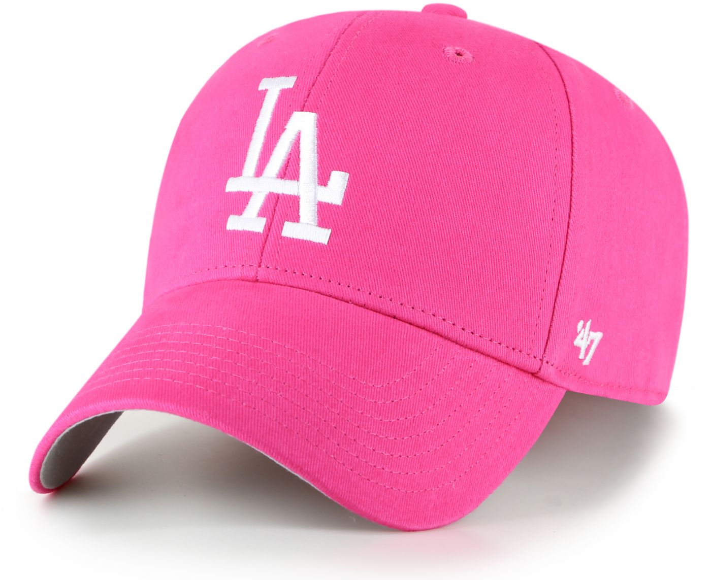 '47 Youth Los Angeles Dodgers Basic MVP Adjustable Hat