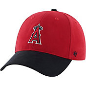 '47 Youth Los Angeles Angels Short Stack MVP Adjustable Hat