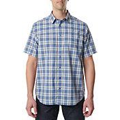 5.11 Tactical Men's Hunter Plaid Short Sleeve Button Down Shirt