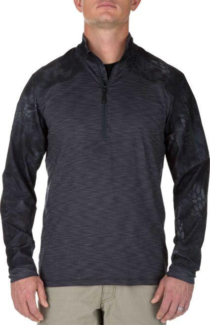5.11 Tactical Men's Kryptek Rapid Half Zip Pullover