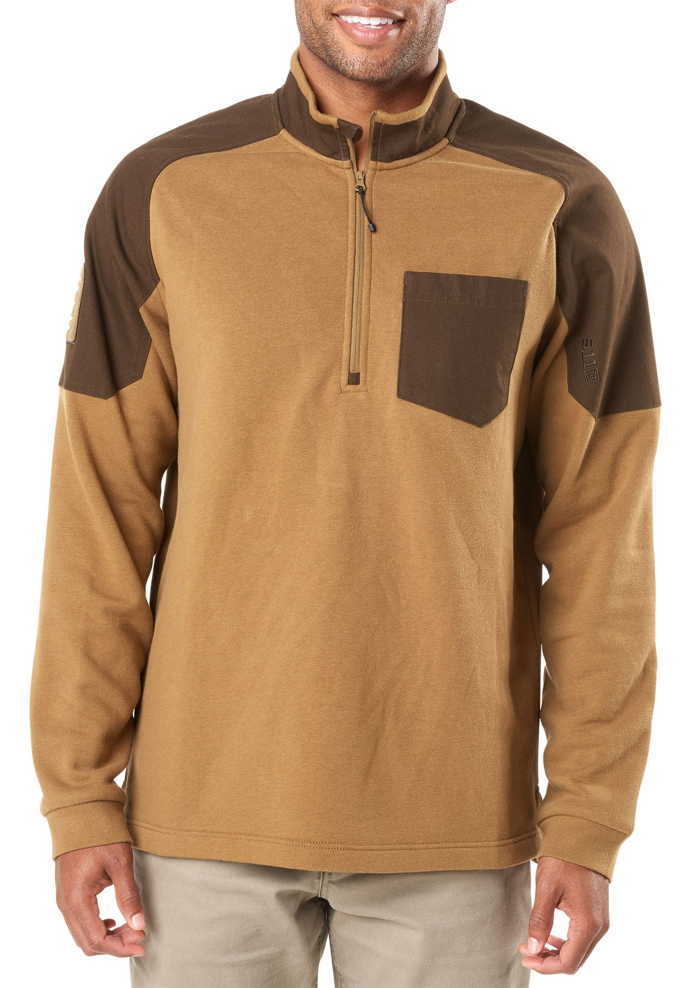 5.11 Tactical Men's Radar Fleece Half Zip