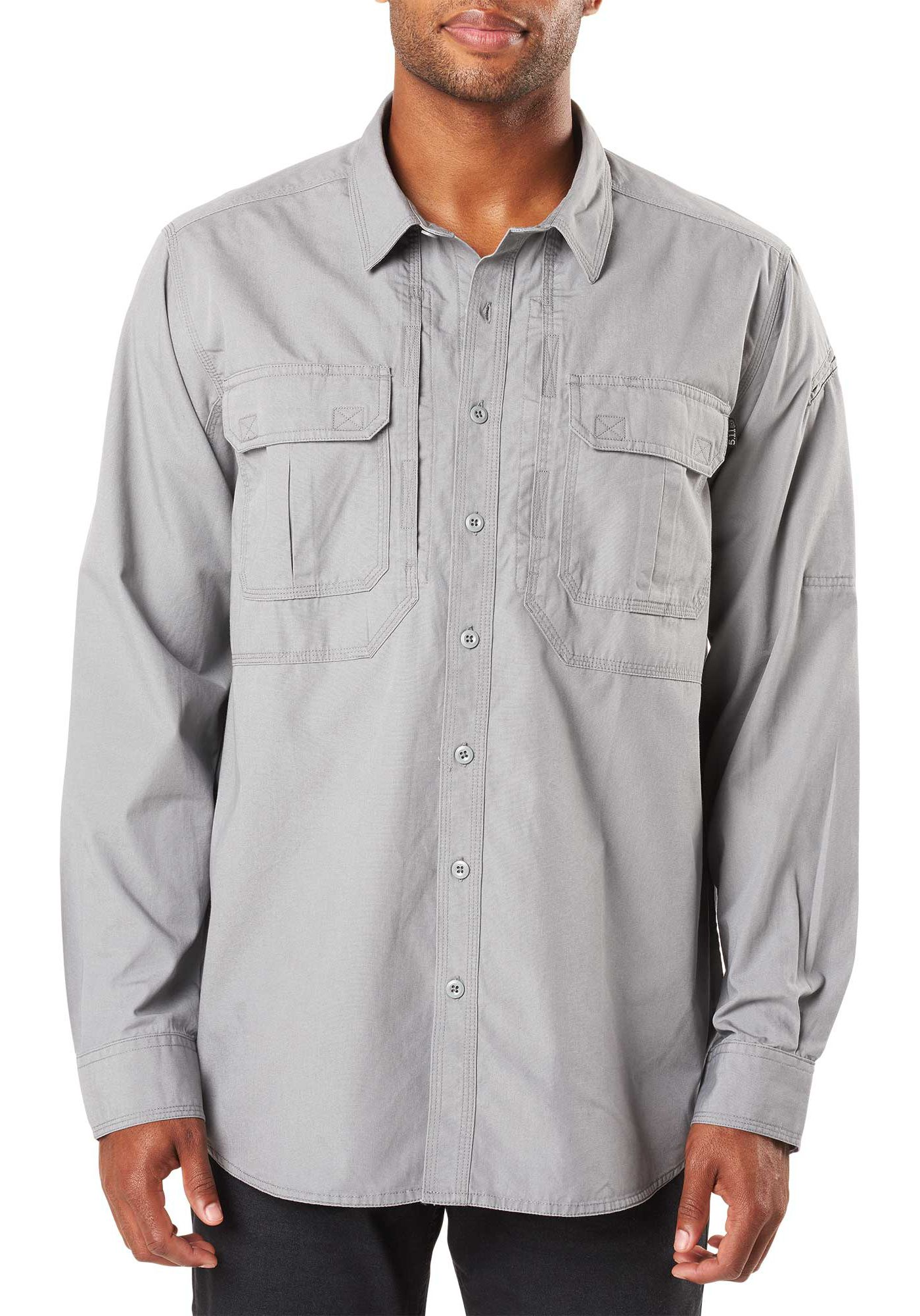 5.11 Tactical Men's Expedition Long Sleeve Button Down Shirt