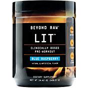 GNC Beyond Raw LIT Pre-Workout 30 Servings