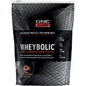 GNC AMP Wheybolic Protein Chocolate Fudge 10 Servings