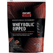 GNC AMP Wheybolic Ripped Protein Chocolate Fudge 9 Servings