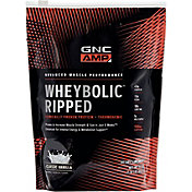 GNC AMP Wheybolic Ripped Protein Classic Vanilla 9 Servings