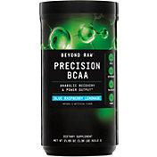 GNC Beyond Raw Precision BCAA Blue Raspberry Lemonade 30 Servings