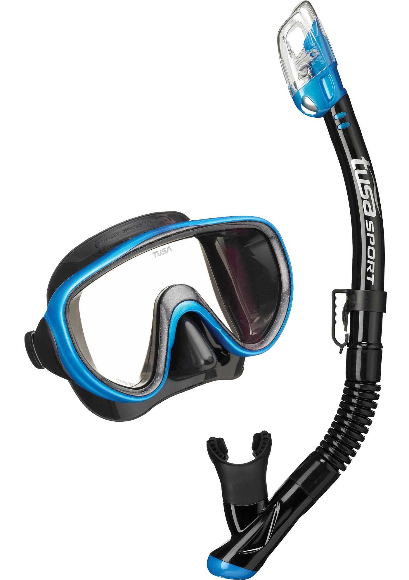 TUSA Sport Adult Serene Snorkeling Combo Set
