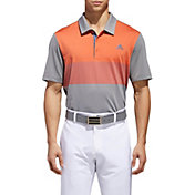 adidas Men's Ultimate365 Colorblock Golf Polo