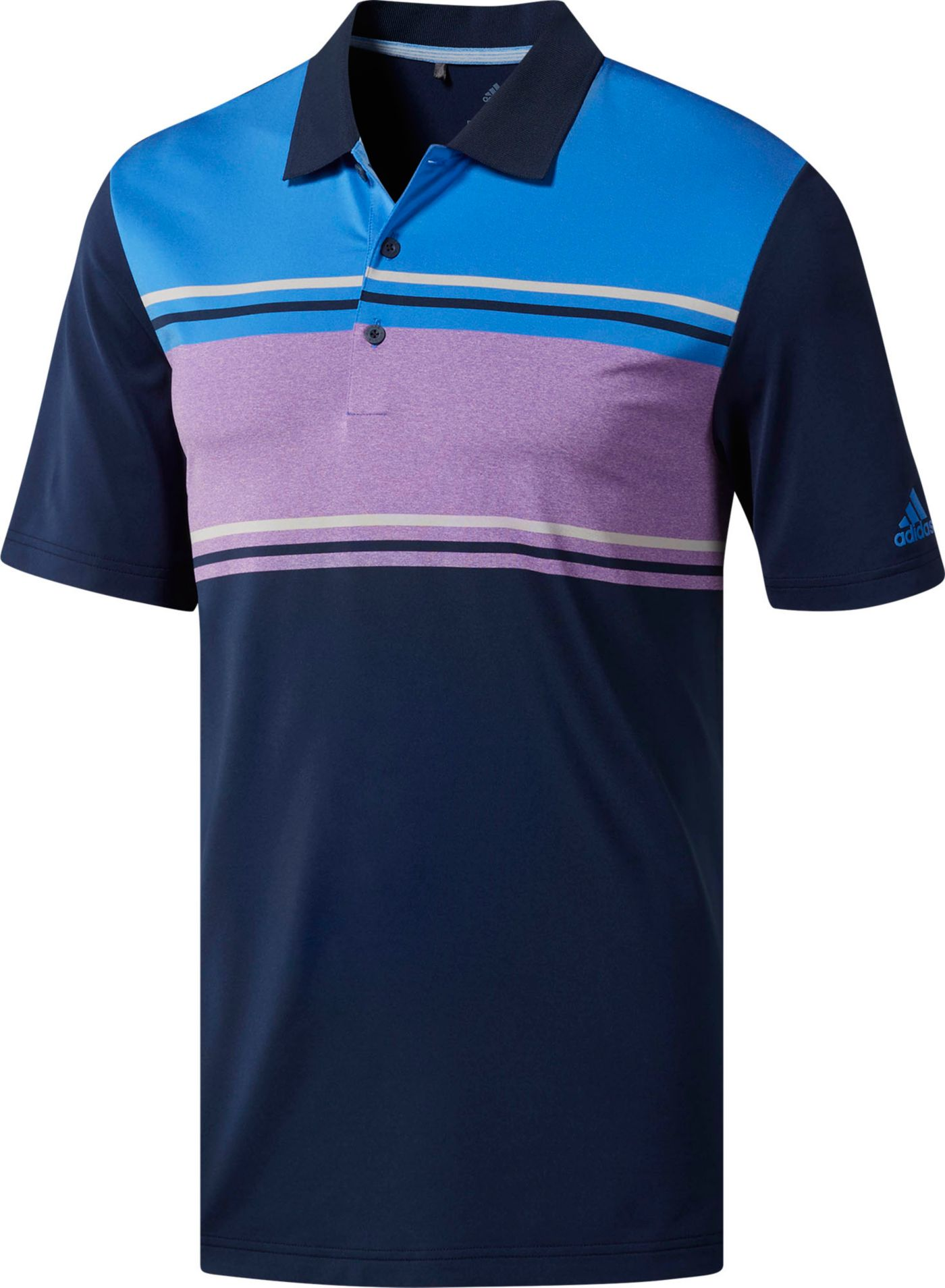 adidas Men's Ultimate365 Classic Merch Golf Polo