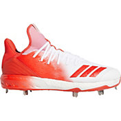 adidas Men's Icon 4 Splash Metal Baseball Cleats