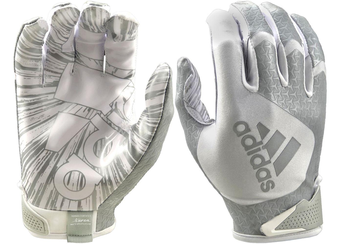 adidas Adult ScorchLight 5.0 Receiver Gloves