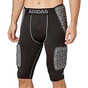 adidas Adult techfit 5-Pad Football Girdle