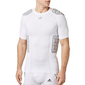 adidas Adult techfit® Padded Football Shirt