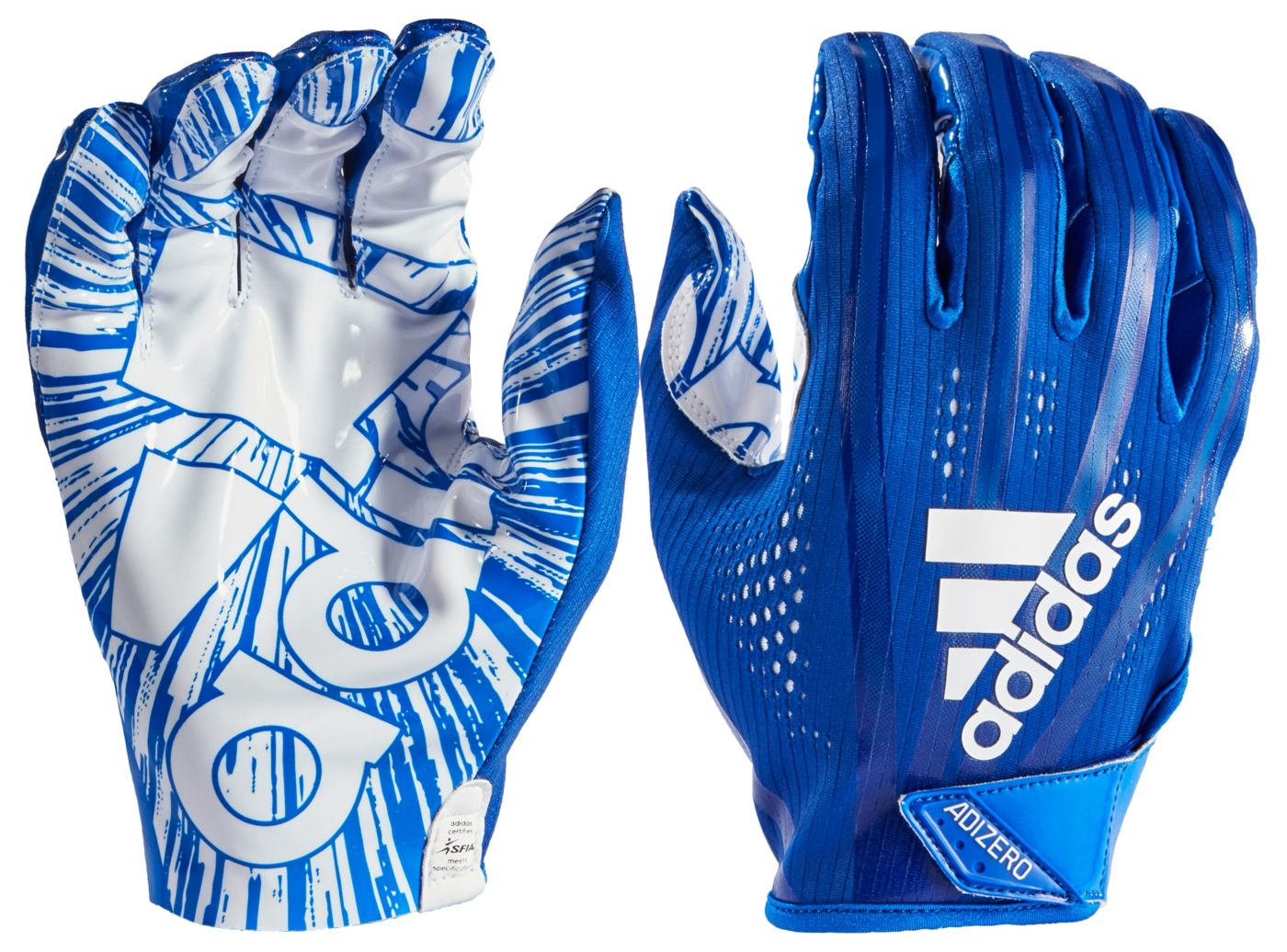 adidas Adult adizero 7.0 Receiver Gloves
