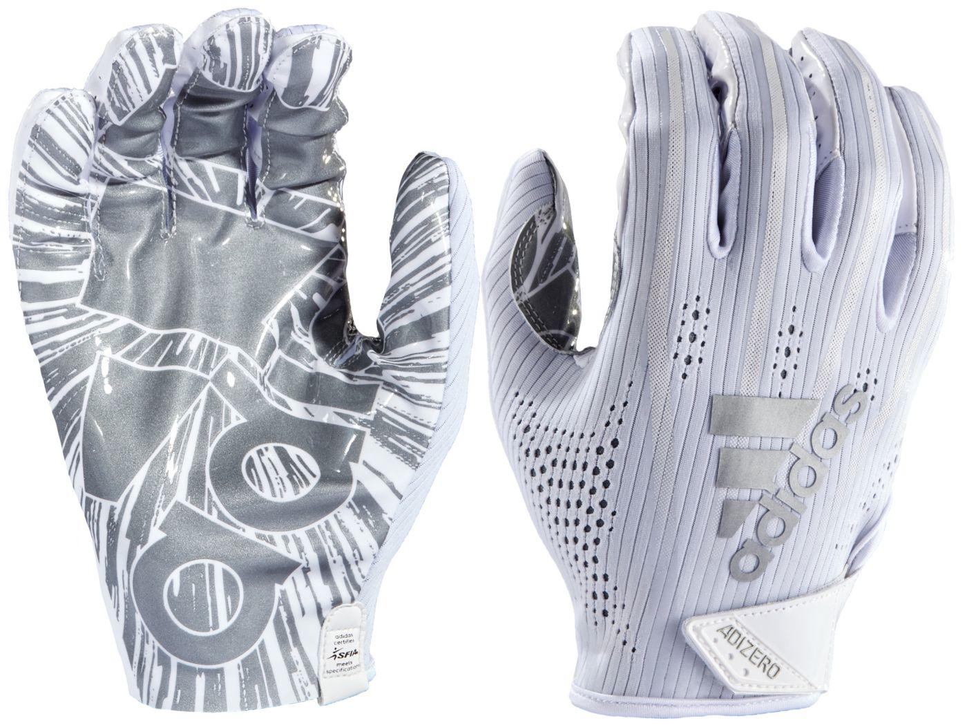 adidas Adult adizero 7.0 Receiver Gloves