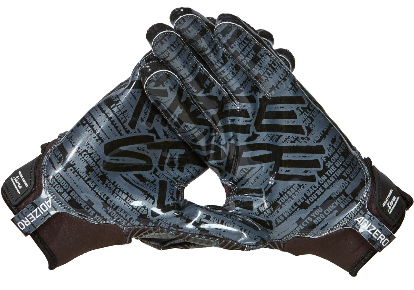Adidas Adult Adizero 5-Star 8.0 Three Stripe Life Receiver Glove