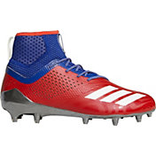 adidas Men's adiZERO 5-Star 7.0 Hotbed Philadelphia Mid Lacrosse Cleats