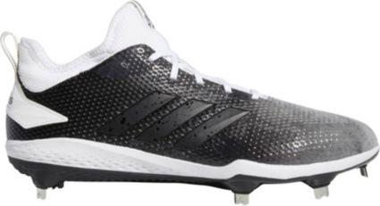 8f04a6165756 adidas Men's adiZERO Afterburner Splash Metal Baseball Cleats ...