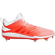 adidas Men's adiZERO Afterburner Splash Metal Baseball Cleats