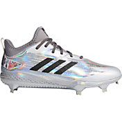 adidas Men's adiZERO Afterburner X TOPPS Metal Baseball Cleats