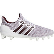 adidas Men's Ultra Boost Texas A&M Aggies Football Cleats