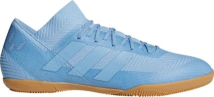 san francisco d86f8 cf273 adidas Mens Nemeziz Messi Tango 18.3 Indoor Soccer Shoes. noImageFound