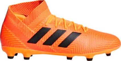 buy popular 7b203 69add adidas Mens Nemeziz 18.3 FG Soccer Cleats  DICKS Sporting Go