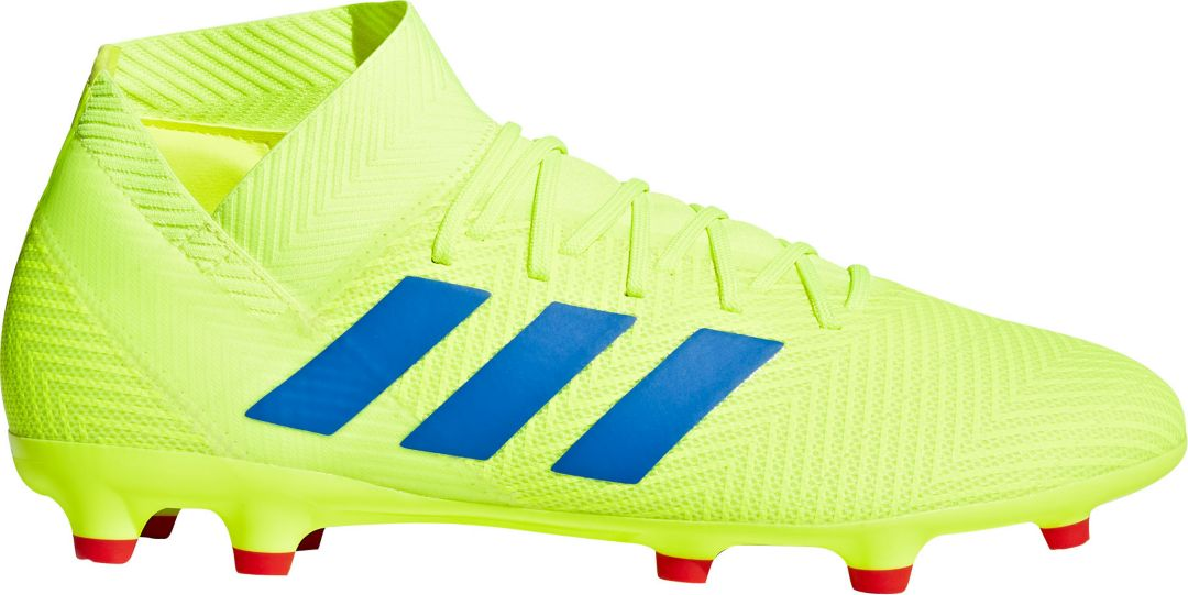 a6c7bfb51 adidas Men's Nemeziz 18.3 FG Soccer Cleats   DICK'S Sporting Goods