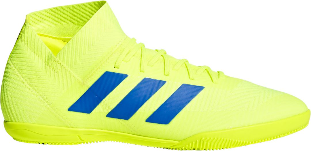 adidas Men's Nemeziz Tango 18 3 indoor Soccer Shoes