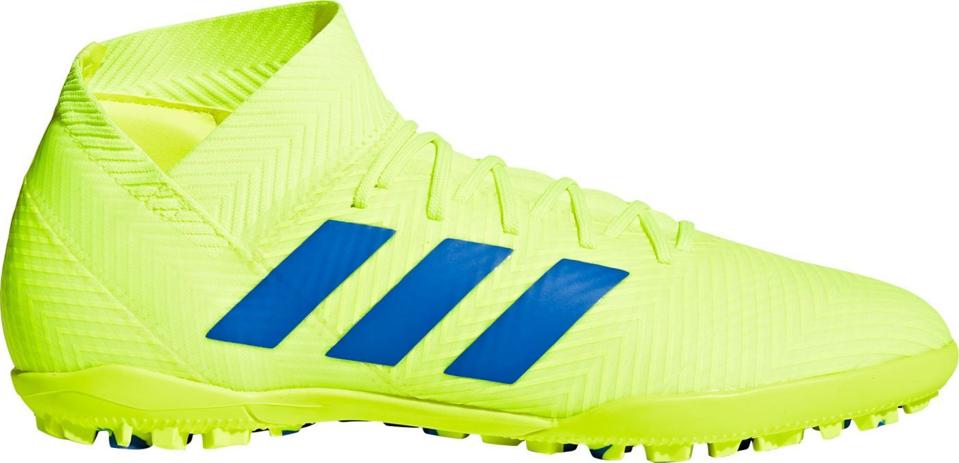 adidas Men's Nemeziz Tango 18.3 Turf Soccer Cleats
